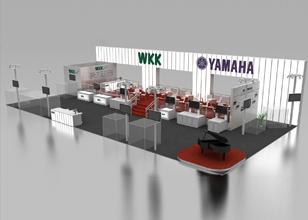 深圳展览公司携手WKK2016上海微电子展